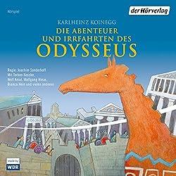 Die Abenteuer und Irrfahrten des Odysseus