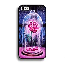 Cell World -Beauty and the Beast-For Apple iPod Touch 6, 6th Generation, Made and shipped from the USA Style 124