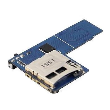 Lujianghuixin - Adaptador de Tarjeta Micro SD para ...