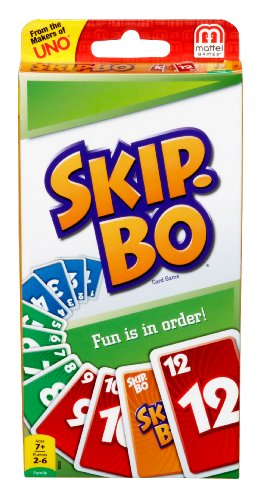 Discount SKIP BO Card Game