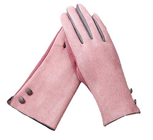 Snone手袋 おしゃれ レディース 手袋 防寒 スマホ対応 グローブ かわいい タッチパネル対応 誕生日 メリークリスマス プレゼント