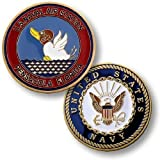 US Naval Air Station Pensacola Florida Challenge Coin