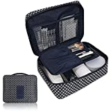 Cosmetic Makeup Bag Toiletry Travel Kit Organizer New 2015
