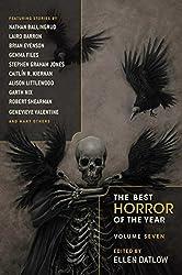 Best Horror of the Year (Best Horror of the Year Series Book 7)