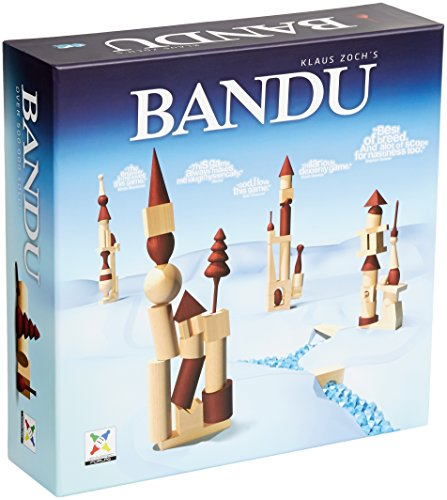 Vennerod Forlag Bandu Stacking Game -