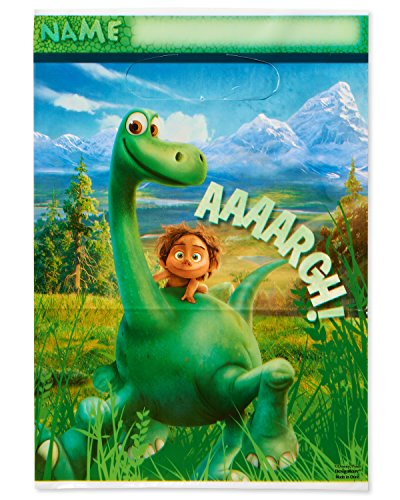 American Greetings The Good Dinosaur Treat Bags
