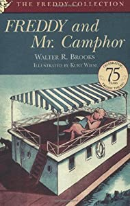 Freddy and Mr. Camphor (Freddy Collection) by Brooks Walter R. (2003-04-14) Paperback