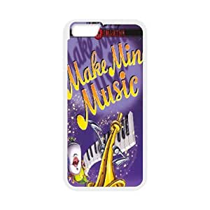 iPhone 6 Screen 4.7 Inch Csaes phone Case Make Mine Music WDYY92145