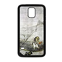 Generic Man Plastics Different Have Asian Chinese Painting 3 Shells For Samsung Galaxy S5
