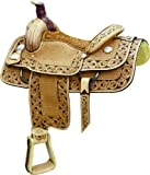 Billy Cook Saddlery Motes Accent Roper Saddle