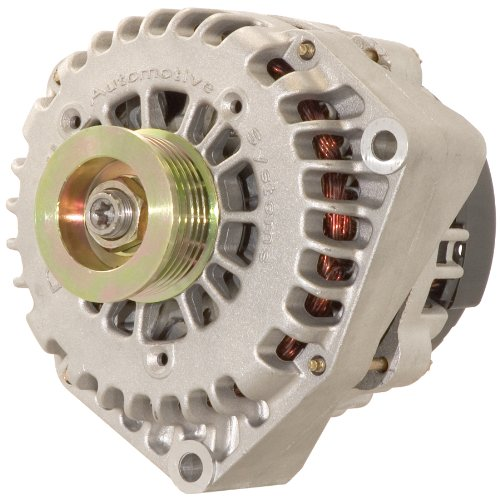 03 gmc yukon alternator - 3