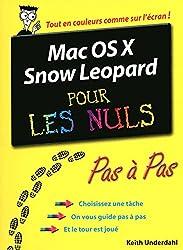 MAC OS X SNOW LEOPARD PAS A PA