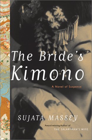 book cover of The Bride\'s Kimono