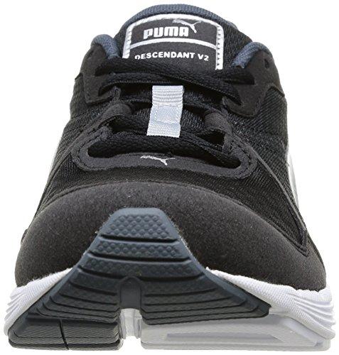 Scarpa 05 puma Wn's Black Taglia Puma Nero Silver Descendant V2 qwTgnxtF