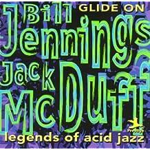 Legends of Acid Jazz: Glide On