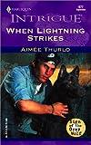 When Lightning Strikes, Aimée Thurlo, 0373226772