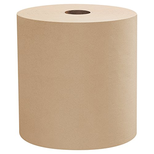 Scott Hard Roll Paper Towels (04142), Natural, 800' / Roll, 12 Rolls / Case, 9,600' / Case ()