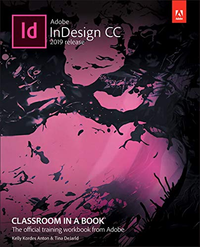 Creative professionals seeking the fastest, easiest, most comprehensive way to learn Adobe InDesign choose Adobe InDesign CC Classroom in a Book (2019 release) from Adobe Press. The 15 project-based step-by-step lessons show users the key techniq...