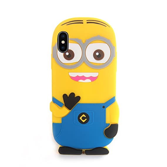 minion iphone xs case