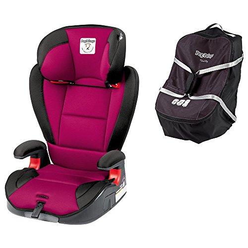 - Peg Perego Viaggio HBB 120 w Peg Perego Car Seat Travel Bag (Fleur)
