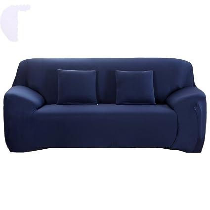 Charmant Eleoption Stretch Fabric Sofa Slipcover 1 2 3 4 Piece, Elastic Sectional  Sofa Cover Slipcover