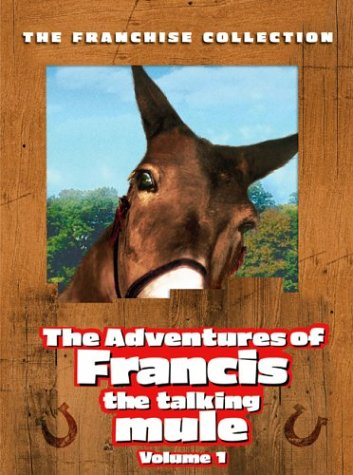 The Adventures of Francis the Talking Mule, Vol. 1 (Francis the Talking Mule / Francis Goes to the Races / Francis Goes to West Point / Francis Covers the Big Town) -
