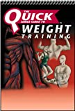 NSCA Quick Series Guide to Basic Weight Training 9782922164091