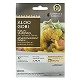 Indian Spice Blend with Recipe for Aloo Gobi (Cauliflower & Potato Curry/Vegan/Seasonings)