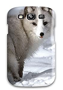 Premium Protection Arctic Foxes Case Cover For Galaxy S3- Retail Packaging