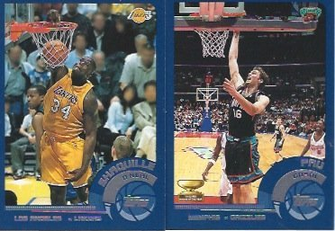 - 2002/03 2002 - 2003 Topps Basketball Complete 220 Card Set YAO Ming