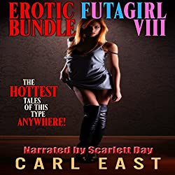 Erotic Futagirl Bundle VIII
