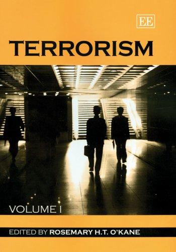Terrorism (Elgar Mini Series) ebook