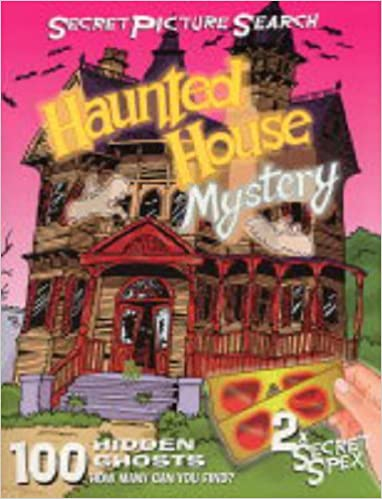 Haunted House Mystery (With 2 Spex) (Secret Picture Search): John