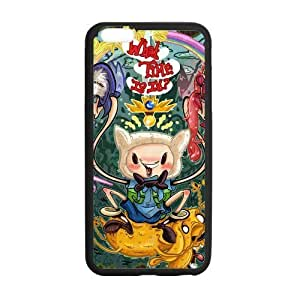 Adventure Time, Personalized Protective Back Cover Case For iphone 5s TPU, 4.7 inch