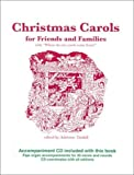 Christmas Carols for Friends and Families with sing along CD, Adrienne Tindall, 1889079375