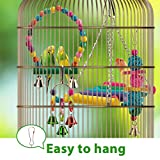 Wieppo Bird-Toys for Parrots-Add-On-Hanging-Pet