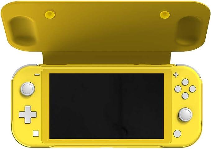 FR-TEC - Funda Plegable Switch Lite Flip Case, Color Amarillo ...