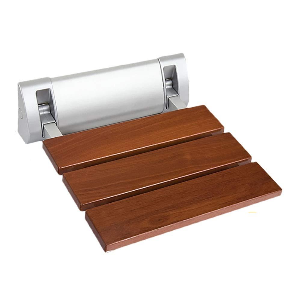 (訳ありセール 格安) LFF- 折りたたみ式壁掛け式シャワーチェアとスツール折りたたみ式木製壁掛けベンチスツール B07GGRDKKS LFF- B07GGRDKKS, ひできの塗料店:54af7f64 --- efichas.com.br