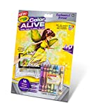 Crayola Color Alive Action Coloring Pages - Enchanted Forest (Toy)