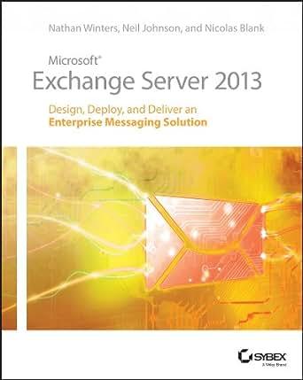 exchange server 2013 pdf ebook