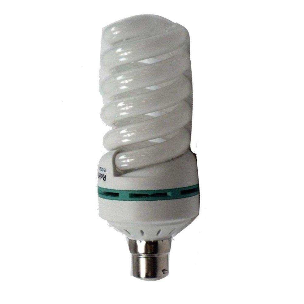 5 x 40W Energy Saver Light Bulb Cool White Daylight 80/% Energy Saving Bayonet B22 Home Office Restaurant Hotels Shop 40W=200W //160V-250V