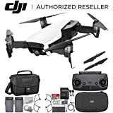 DJI Mavic Air Drone Quadcopter (Arctic White) Essential Travel Bundle