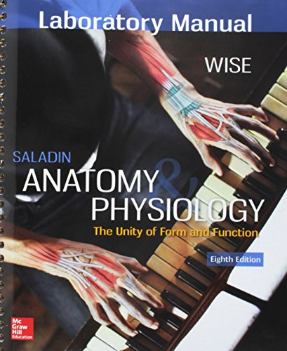 Used Book Buyback:GEN COMBO LAB MANUAL ANATOMY & PHYSIOLOGY; CONNECT ...