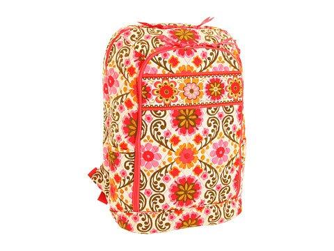 Vera Bradley Laptop Backpack in Folkloric