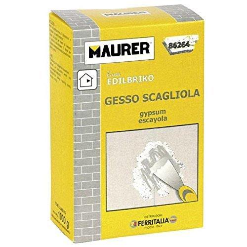 1 Kg Box (Maurer 14010330-Mayor plaster (box of 1 kg) by)