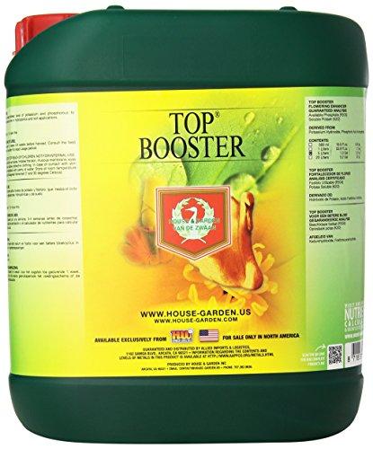House & Garden HGTBS05L Top Booster Fertilizer, 5 L