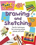 Drawing and Sketching, Deri Robins, 1587285436