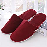 Travel Portable Spa Slippers Non - Slip Hotel Slippers (Open Or Closed Toe To Choose?10 X Pairs , 009