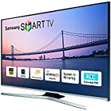 "Samsung UE43J5500 - Televisor FHD de 43"" con Smart TV (1080x1920), color negro"
