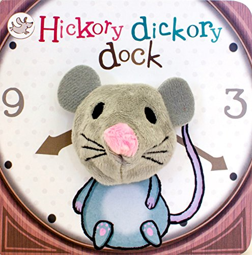 Hickory Dickory Dock Finger Puppet Book (Little Learners)